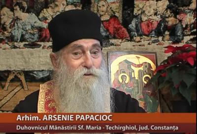 Arsenie Papacioc – Frumusețea înțelepciunii