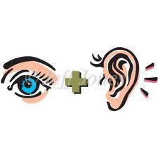 A fi numai ochi si urechi