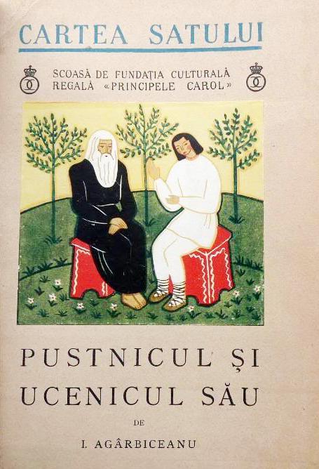 PUSTNICUL ŞI UCENICUL SĂU de Ion Agârbiceanu
